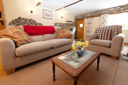 Inside A Holiday Cottage